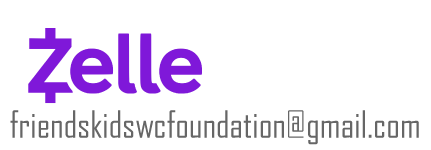 Donate to Friends of Kids with Cancer Foundation - Zelle